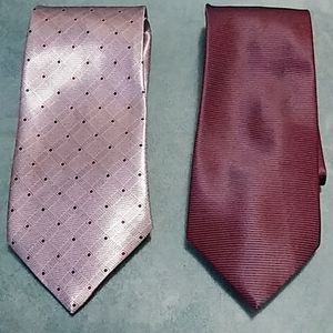 Other - 2 x Ties